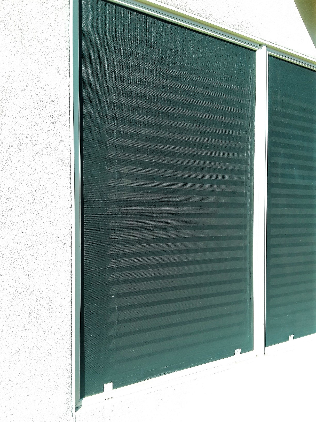 Window Sunscreens